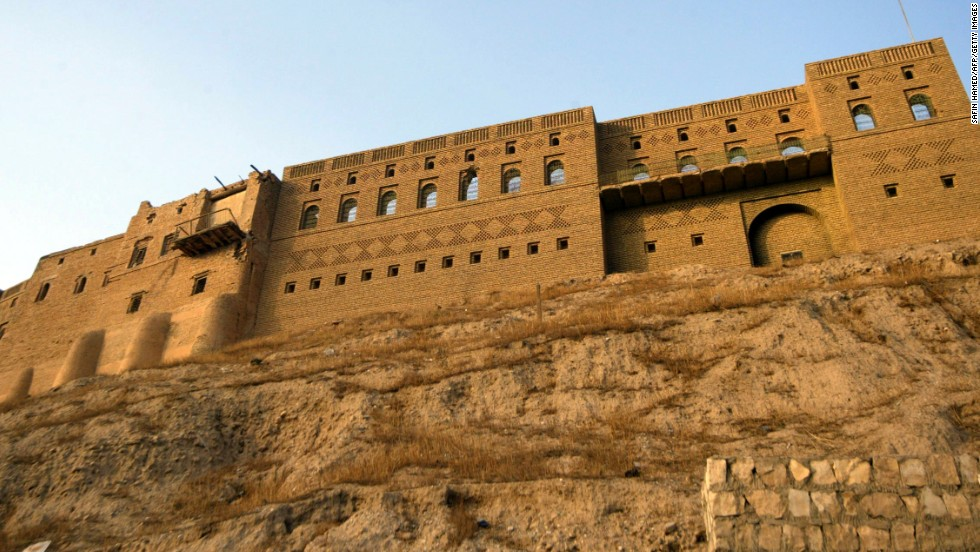 The fortified settlement of Irbil Citadel is Iraq's new World Heritage Site. Located in the country's Kurdistan region in the north, the citadel still has a continuous wall of 19th-century facades. But it's built on layers and layers of archaeological ruins that give evidence of continuous civilizations dating back to the sixth millennium B.C.