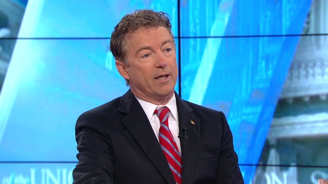 Rand Paul: Wouldn't send my son to Iraq