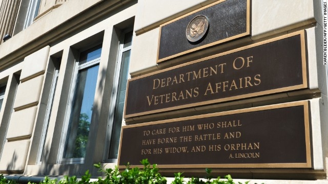 VA restructuring, firing after scandal