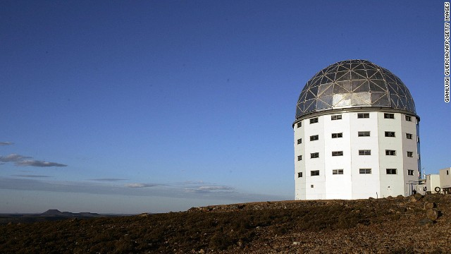 Sutherland is one of the coldest towns in South Africa and home to the South African Large Telescope.