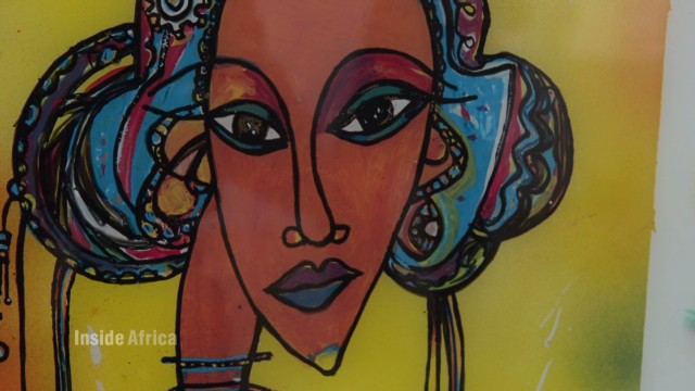 A hub for African art