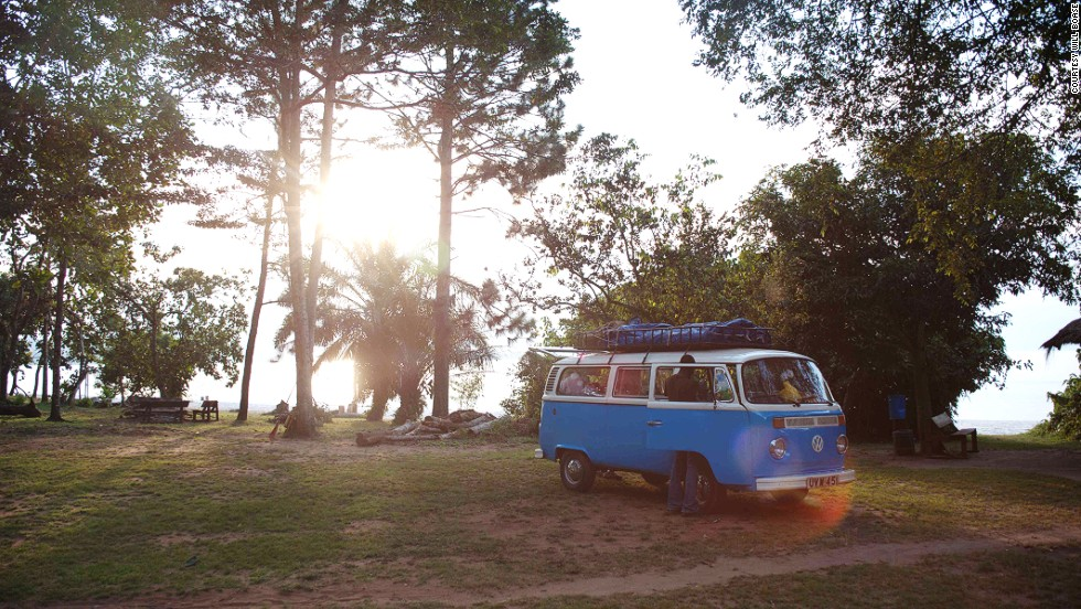 """<a href=""""http://edition.cnn.com/2013/12/31/travel/kombi-production-ends/"""">Volkswagen shut down </a>the last facility making the vans (in Brazil) on the last day of 2013. """"Many of the clients that we attract are from that 'nostalgia market,'"""" says Landman."""