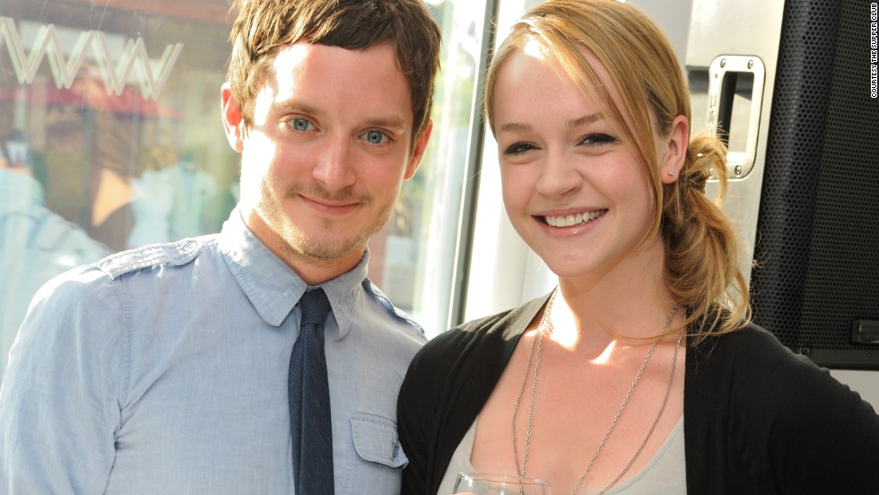 Actor Elijah Wood deejayed at one of The Supper Club's events. Celebrities are said to be regulars on the carefully vetted guest lists.