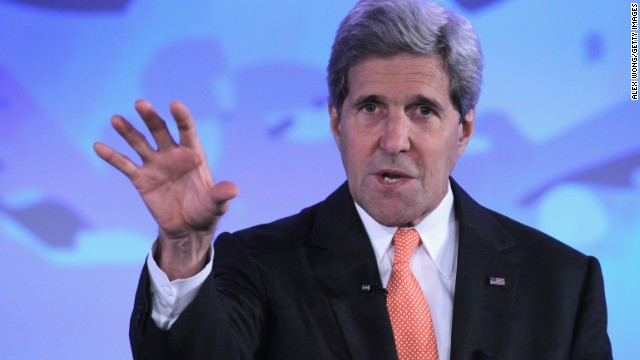 John Kerry: ISIS is a cancer