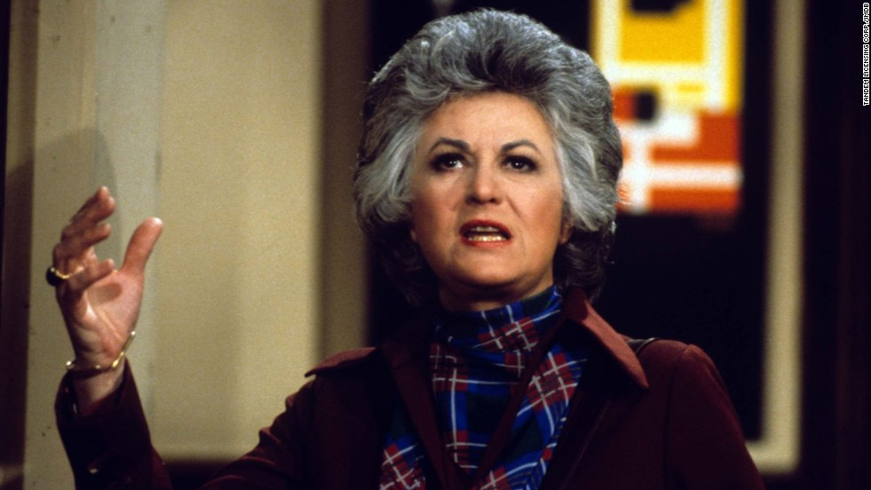 """Maude"" (starring Bea Arthur) devoted two episodes to the grandmother's unexpected pregnancy -- and her decision to have a legal abortion in New York. The episodes aired on November 1972 to enormous protest, just a year before the landmark Roe v. Wade decision."
