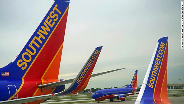 Southwest Airlines flew the same woman to wrong destinations twice.