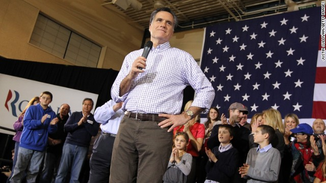 Mitt Romney to the rescue?