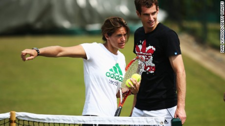 Murray asked Mauresmo to succeed Ivan Lendl, who guided him to grand slam success.