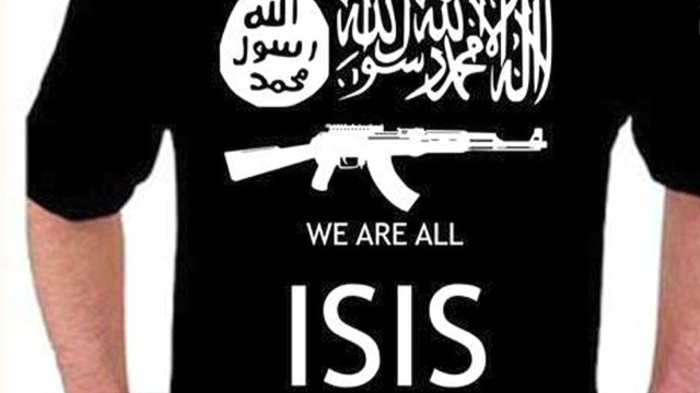 ISIS merchandise for sale online