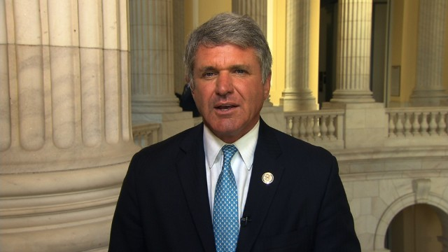 McCaul: ISIS 'number one threat' to U.S.
