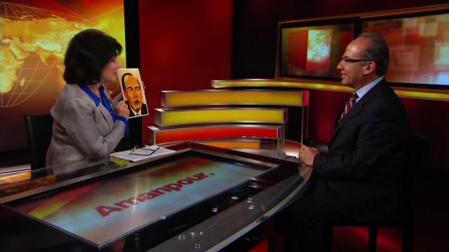 intv amanpour portrait painting mexico president felipe calderon bush_00000820.jpg