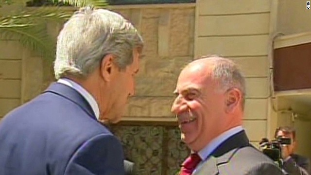 Kerry to Iraq: 'Words are cheap'