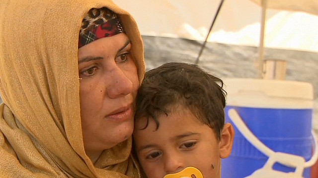 Refugee: 'Iraqis betrayed themselves'