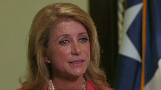 Wendy Davis' Texas-sized battle