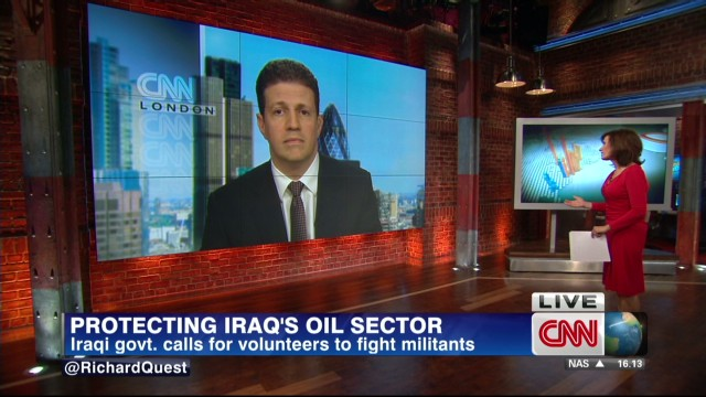 Iraq crisis casts shadow over oil sector