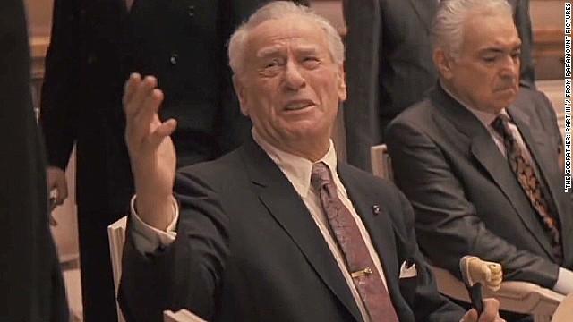 'Godfather' actor Eli Wallach dies at 98