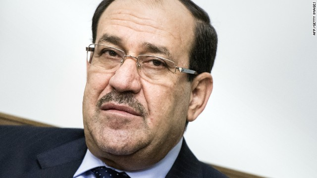 'Al-Maliki not the man for the job'