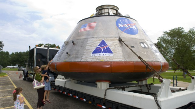 NASA's ticket to Mars