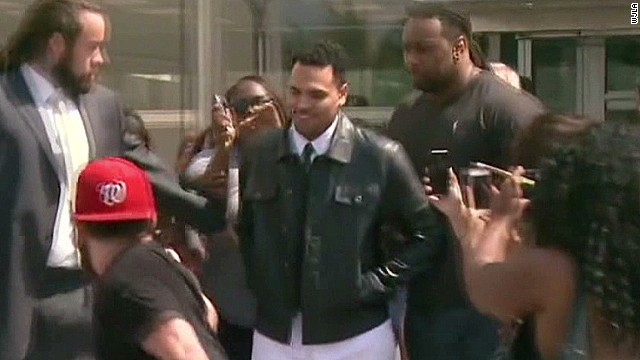Chris Brown rejects deal in assault case
