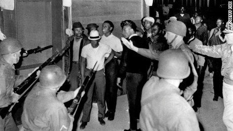 The summer of 1964 was an intense year for the civil rights movement .