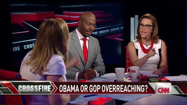 Presidential overreach or GOP grandstanding?