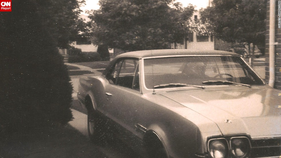 "<a href=""http://ireport.cnn.com/docs/DOC-1141861"">John McClain </a>loved driving around in this muscle car in the summer of 1969 when he was just 16 years old. The 1966 Oldsmobile was actually his older brother's car, but he was deployed to Vietnam from 1969 to 1971, so McClain was able to drive it around for two years until his brother returned home."
