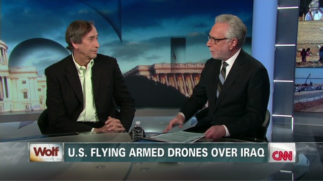 exp Aaron David Miller on U.S. drones in Baghdad_00002001.jpg