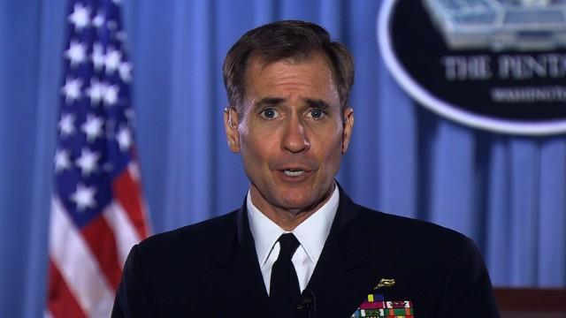 Pentagon: US 'very prepared' to take ISIS