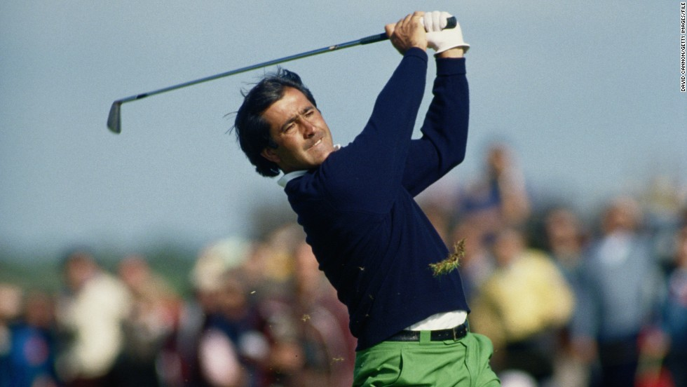 Ballesteros' flamboyance endeared him to crowds all over the globe. He was often wild off the tee but had remarkable powers of recovery, attempting shots that other golfers wouldn't even contemplate, let alone pull off.