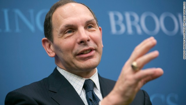 Obama to nominate former CEO to lead VA