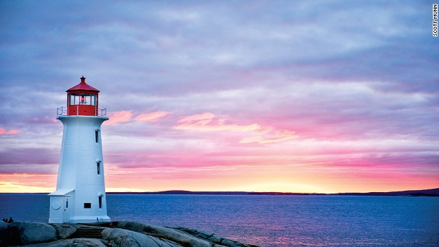 Peggy's Cove, Nova Scotia, is famous for its historic lighthouse, stunning natural scenery, fresh seafood and working fishing village. http://www.peggyscoveregion.com/peggys-cove-area/