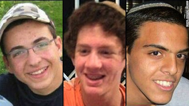 Bodies of missing Israeli teens found