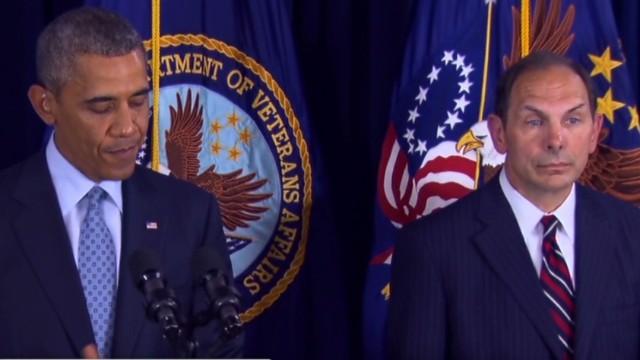 Meet Obama's pick to fix the VA