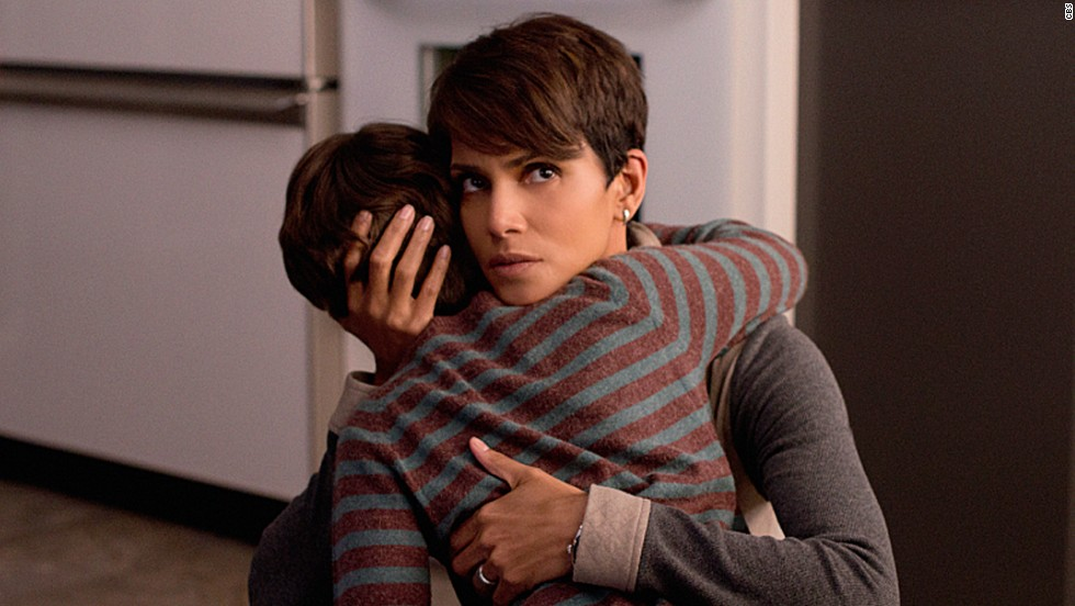 "Halle Berry plays a mom who brings something back from outer space in the new CBS sci-fi series <strong>""Extant,""</strong> which also premieres this month on Amazon."