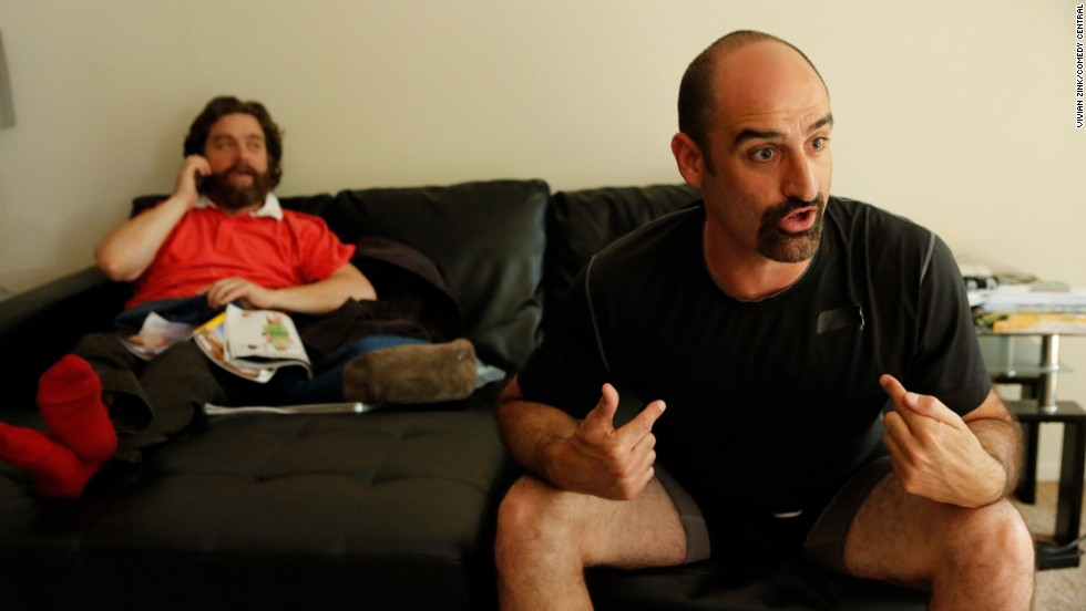"<strong>""Brody Stevens: Enjoy It"" (2013)</strong> - Season 1 follows Zach Galifianakis and his buddy, comedian Brody Stevens on his road to mental health in Comedy Central's first (relatively) dramatic series. (Amazon)"