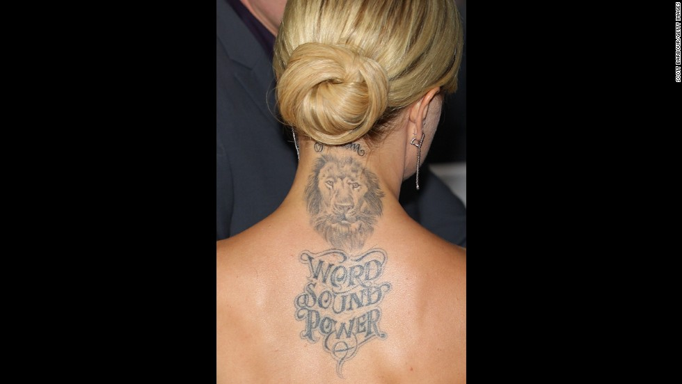 Face and neck tattoos not widely accepted cnn for Best lotion for old tattoos