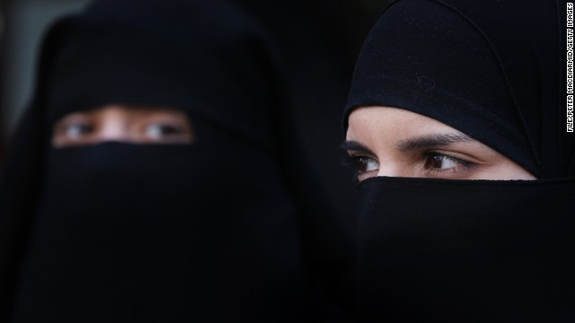 France outlawed wearing a burqa in public in 2011.
