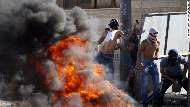 Tensions high after Palestinian teen's death