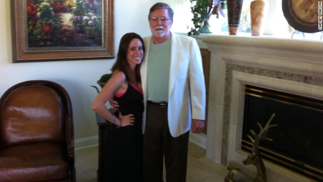 Casey Anthony, pictured with Cheney Mason last summer, lives in an undisclosed location in Florida.