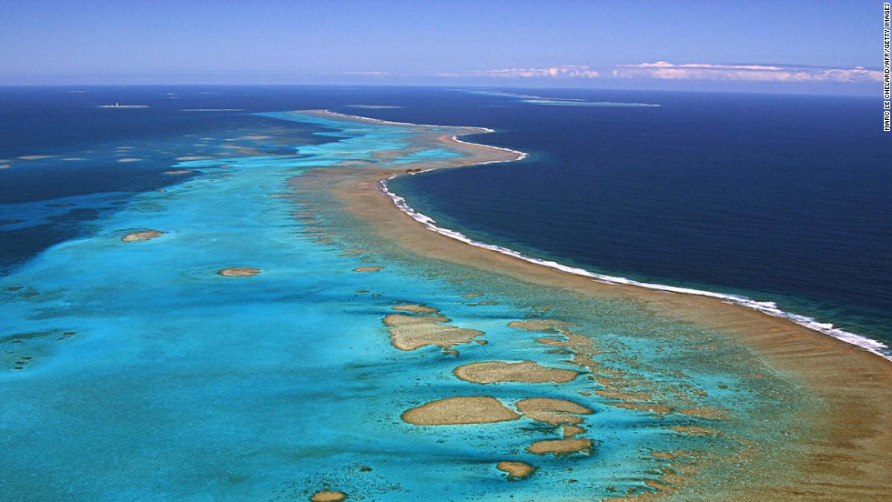 """Because it lies in a temperate zone, the marine biodiversity of New Caledonia's reef is very peculiar,"" says Richard Farmer, director of the Aquarium Des Lagons in the capital Noumea. The level of endemism (number of species found nowhere else) is off the charts."