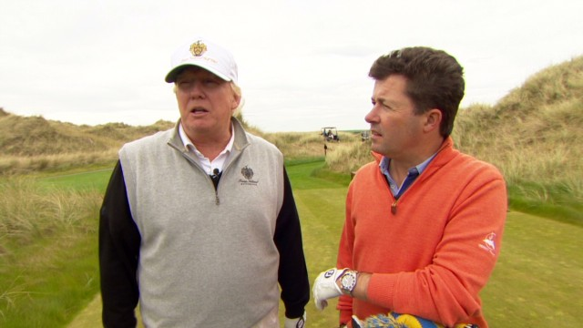 Will Donald Trump's Turnberry be a success?