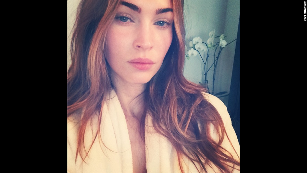"Megan Fox is an Instagram newbie, but she already has a knack for taking selfies. <a href=""http://instagram.com/the_native_tiger"" target=""_blank"">The star shared her first Instagram self-portrait</a> -- and her second post to the site overall -- in July 2014, telling her fans that although the photo was captured in the early morning without makeup, she definitely used a filter."