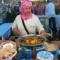 Marrakech goats head stew