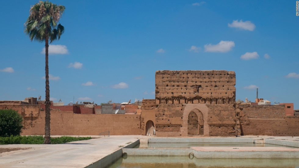 It may be in ruins, but it's still possible to get a sense of the former glory of the sprawling 16th-century El Badi Palace. Once the home of a sultan, it has a labyrinth, subterranean rooms and museum.
