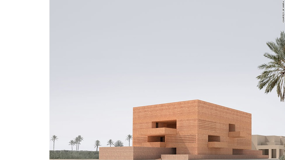 Marrakech's MMP+ photography and visual arts center is scheduled to open in 2016. Its directors hope it will attract millions of visitors.