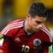 Locust on James Rodriguez