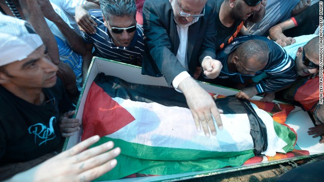Israeli PM: Teen's murder was 'abhorrent'