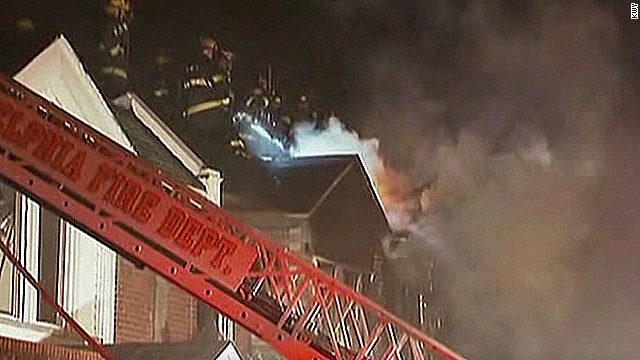 Four children die in Philadelphia fire