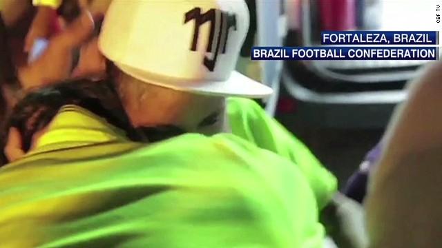 cnni pleitgen neymar health update_00002311.jpg