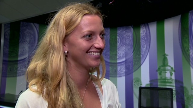 Kvitova describes 'perfect' match